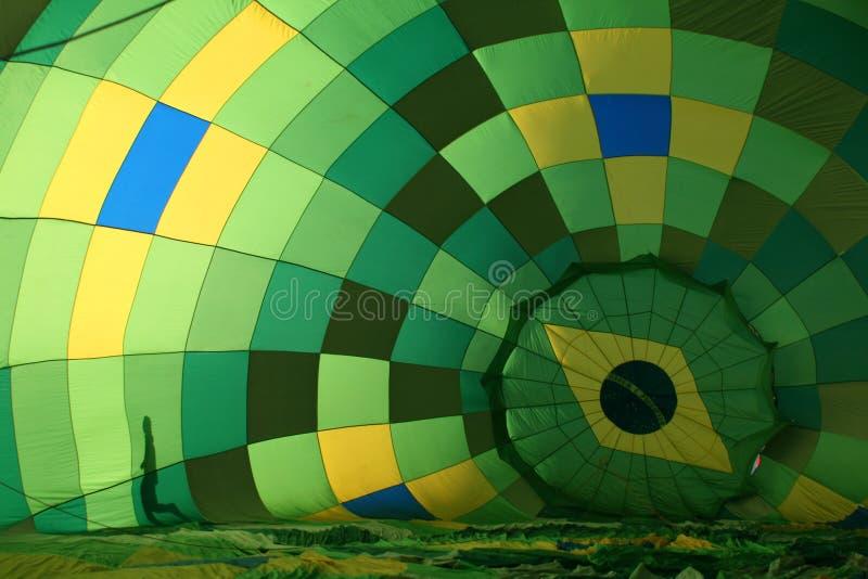 бразильянин воздушного шара стоковые изображения rf