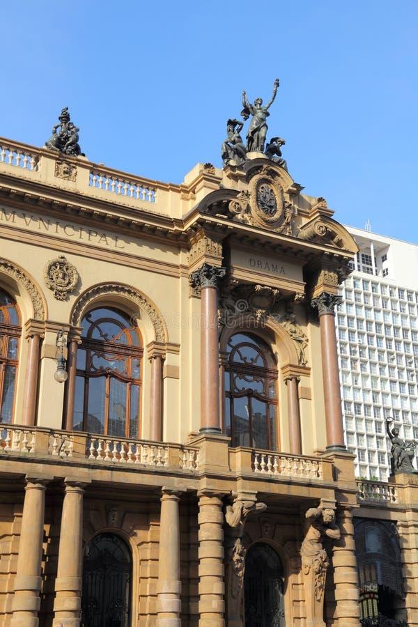 Бразилия - Сан-Паулу стоковые фотографии rf