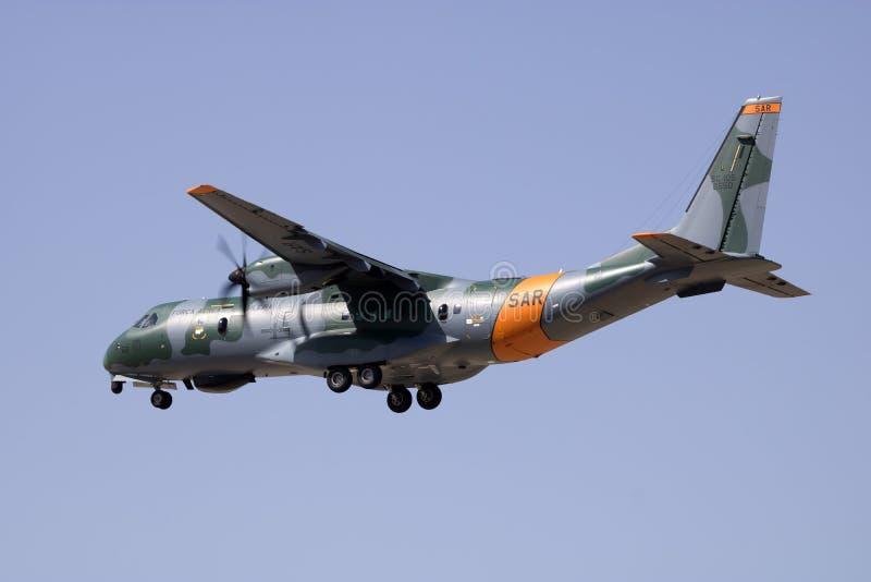 Бразильские воздушные судн SAR военновоздушной силы стоковая фотография