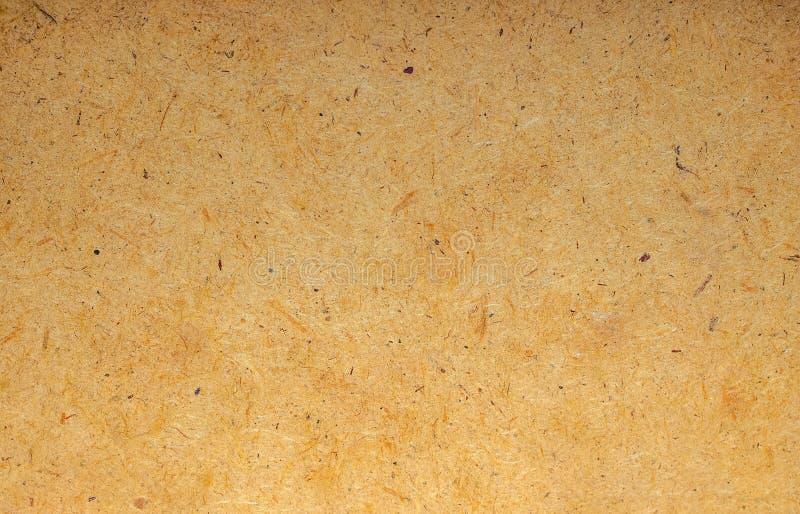 Брайн отжал текстуру картона стоковые фото