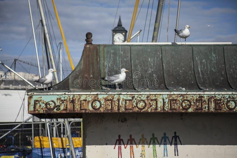 Брайтон, Англия стоковое изображение rf