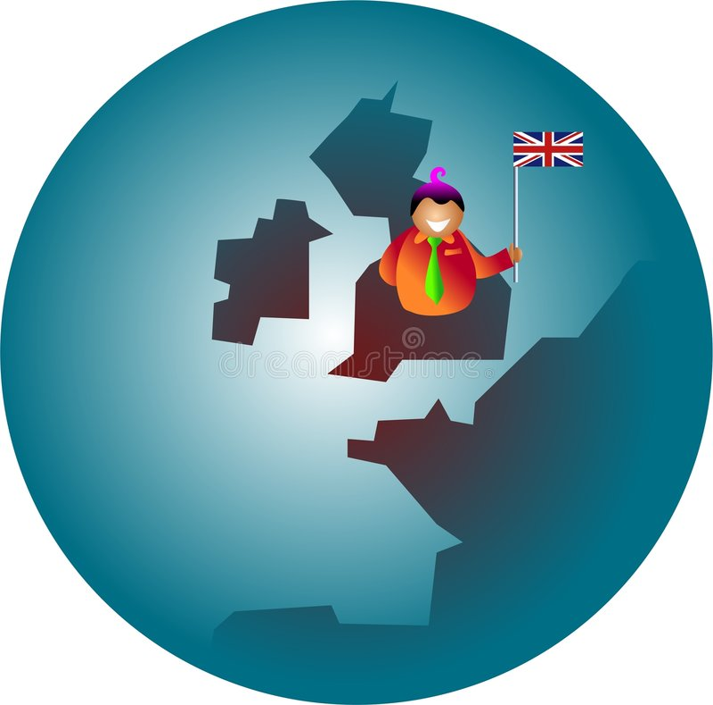 Download Британия патриотическая иллюстрация штока. иллюстрации насчитывающей больш - 481522