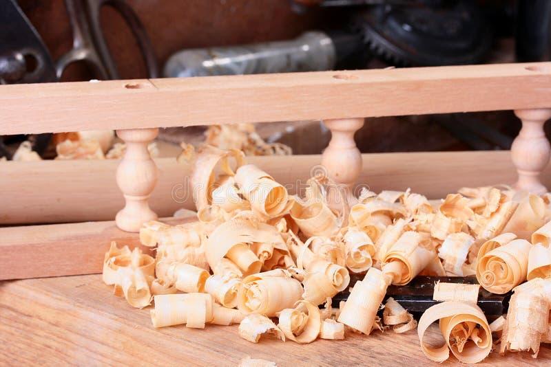 брить древесину стоковая фотография rf