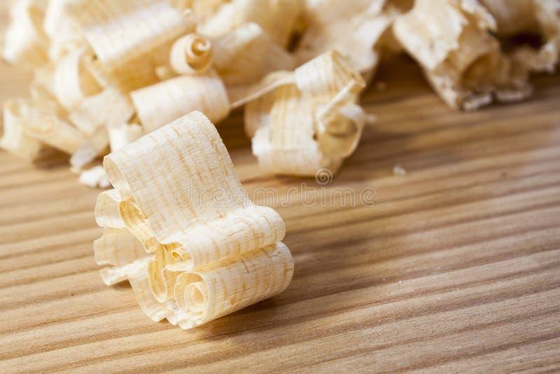брить древесину стоковое фото