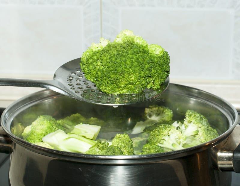 брокколи стоковое изображение
