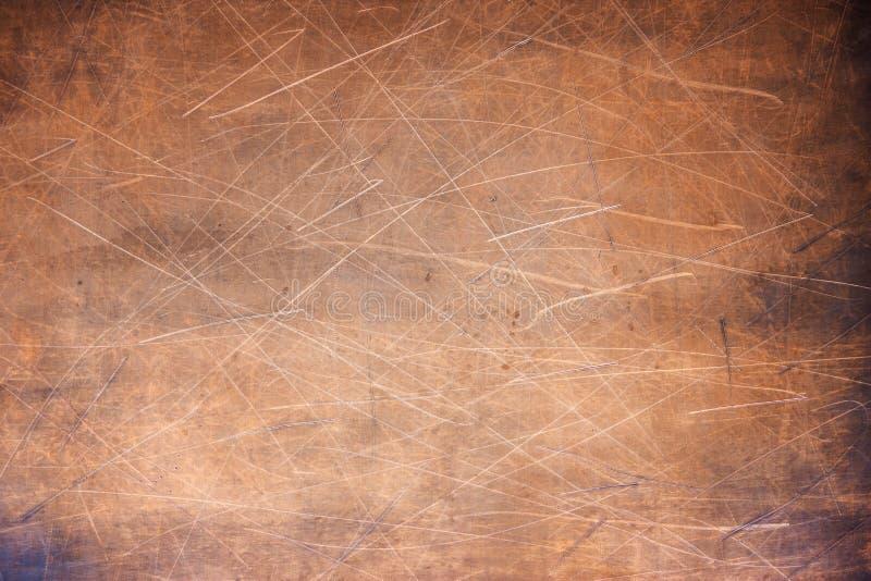 Бронзовая текстура, металлическая пластина как предпосылка или элемент для дизайна стоковое фото rf