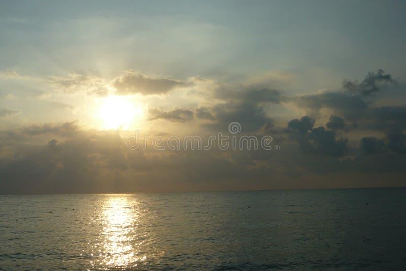 Брызг моря воды стоковые изображения rf