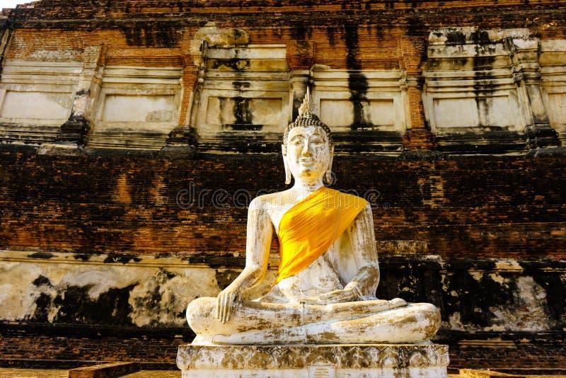 Будда красивый и сильный стоковое фото rf