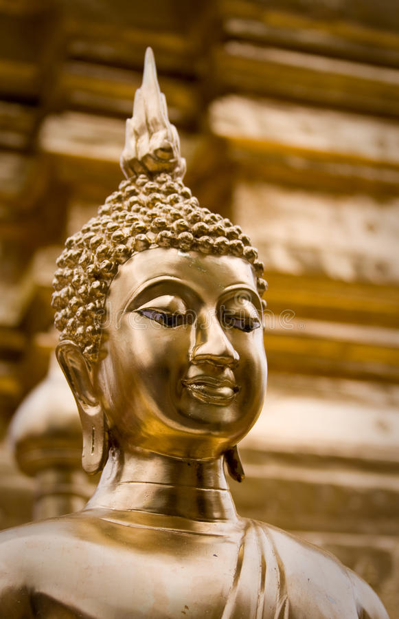 Будда тайский стоковое фото