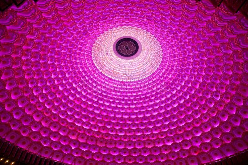 Будда lingshan стоковая фотография