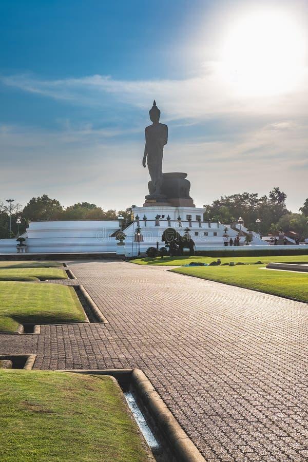 Будда Monthon Таиланд стоковые изображения