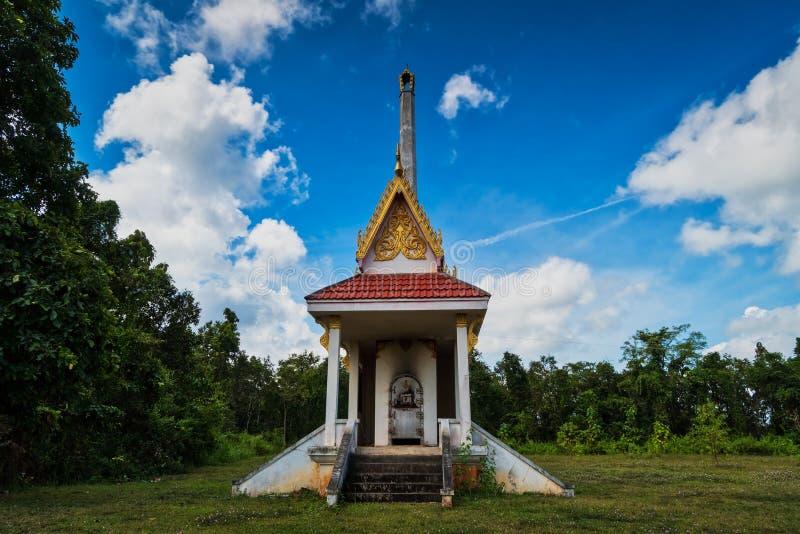 Буддизм крематория стоковые фотографии rf