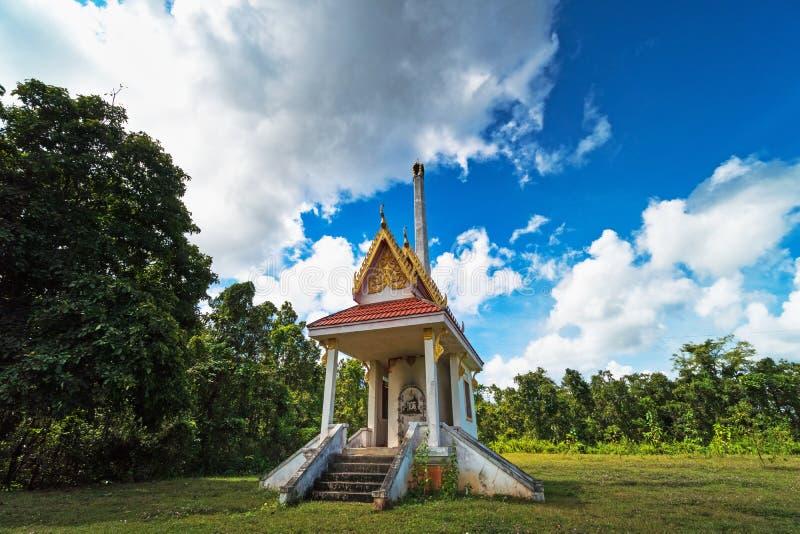 Буддизм крематория стоковое фото rf