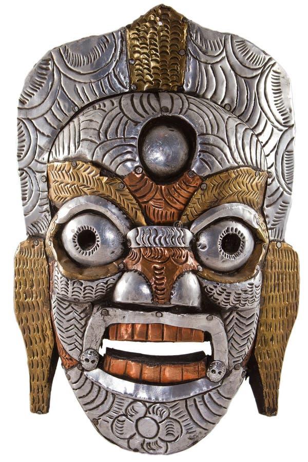 буддийская маска стоковые изображения rf