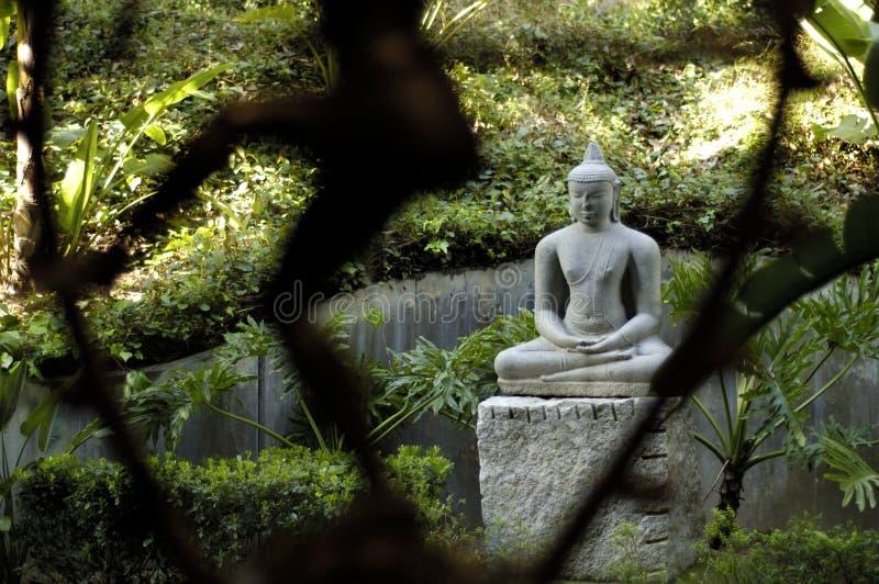 буддийская статуя Стоковое Изображение RF