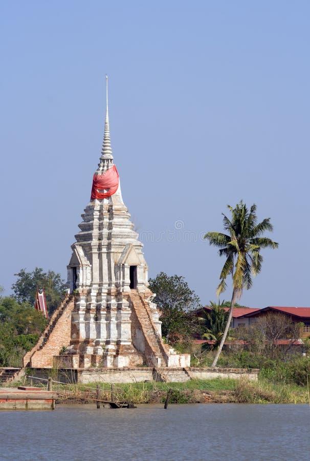 буддийский висок тайский стоковая фотография