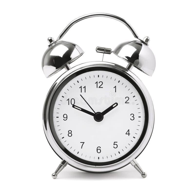 будильник ретро стоковое фото rf