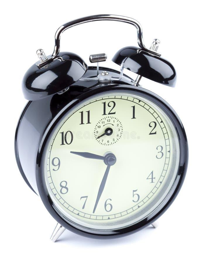 будильник стоковое фото