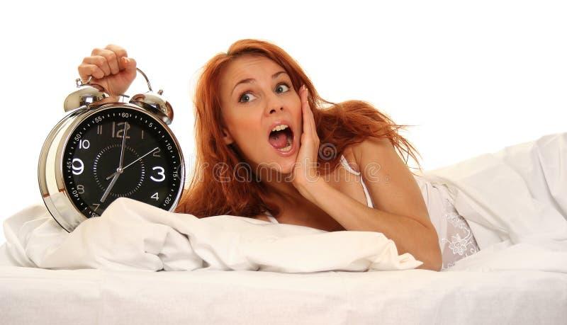 будильник стоковое изображение