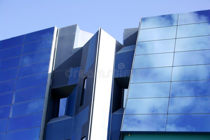 будущее здания стоковое фото rf