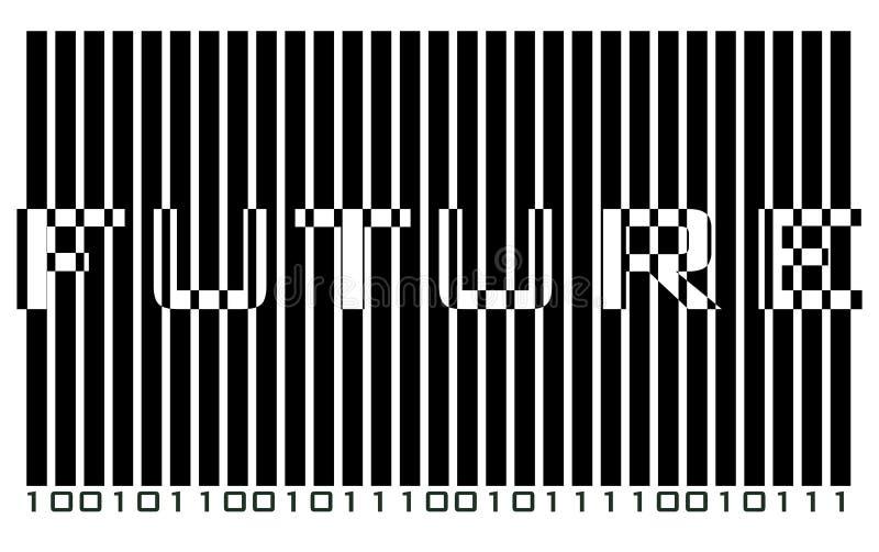 будущее иллюстрация вектора