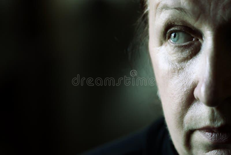 будьте матерью моего портрета стоковая фотография rf
