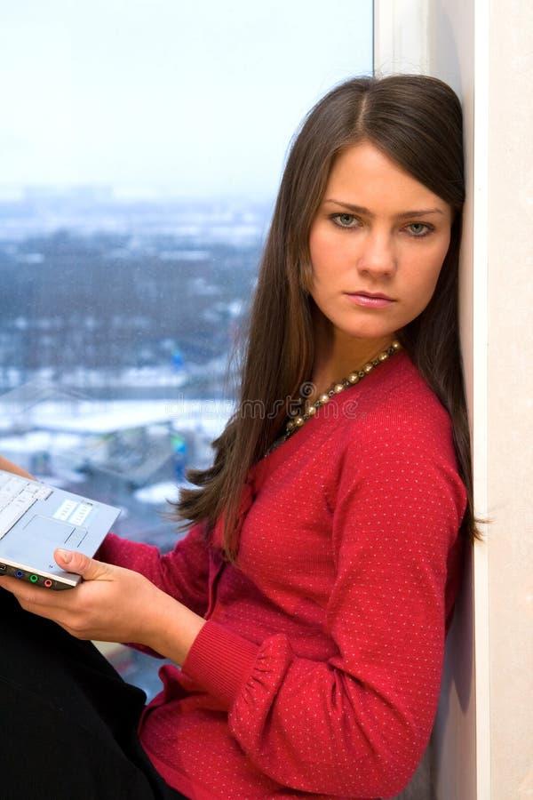 будьте окно стоковое изображение rf