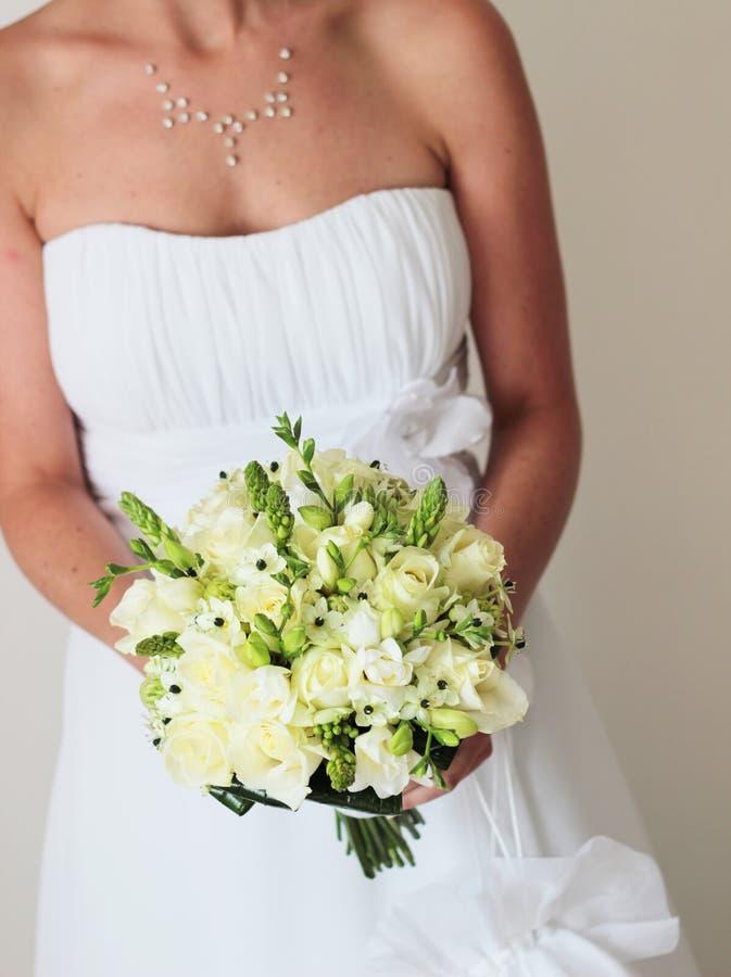 Букет венчания стоковые изображения rf