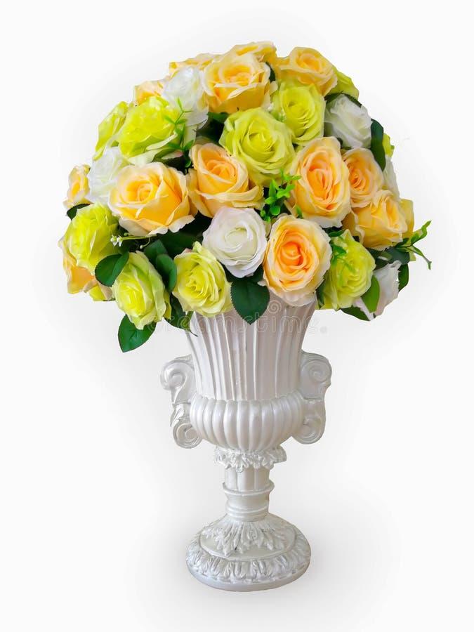 Букет, коробка - контейнер, ковер - оформление, клеть, цветок стоковое фото rf