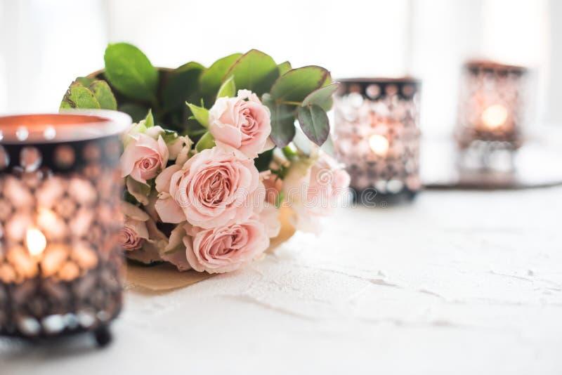 букет миражирует розы стоковое изображение