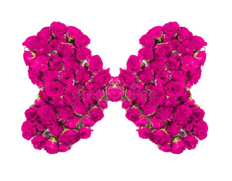 Букет роз - конструируйте элемент для флористических тем стоковые фотографии rf