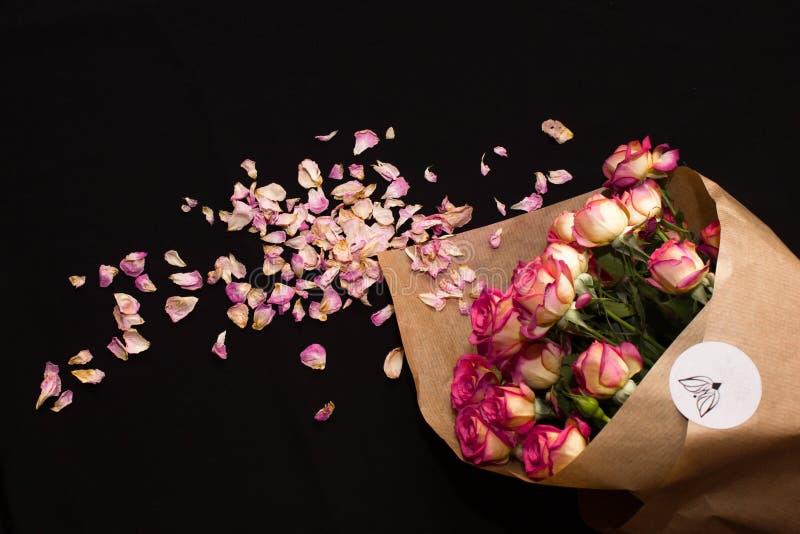 Букет роз стоковая фотография