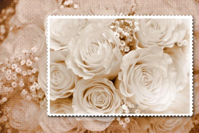 букет романтичный стоковое изображение rf