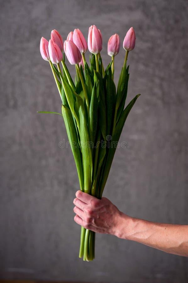 Букет тюльпана стоковое фото rf