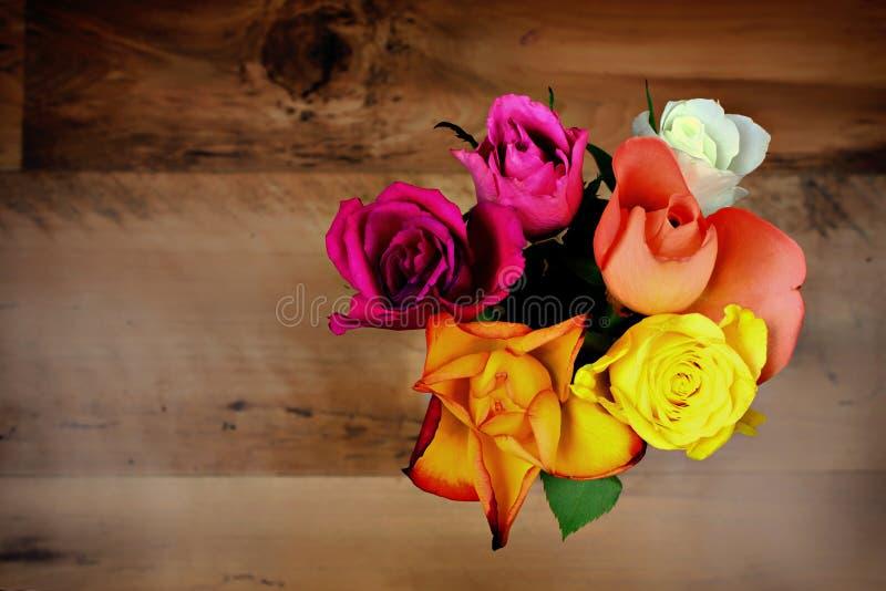 букет цветастый стоковая фотография