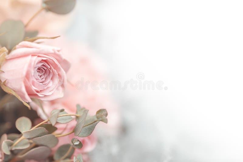 Букет цветков близкий вверх стоковая фотография