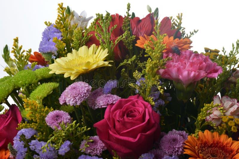Букет цветков