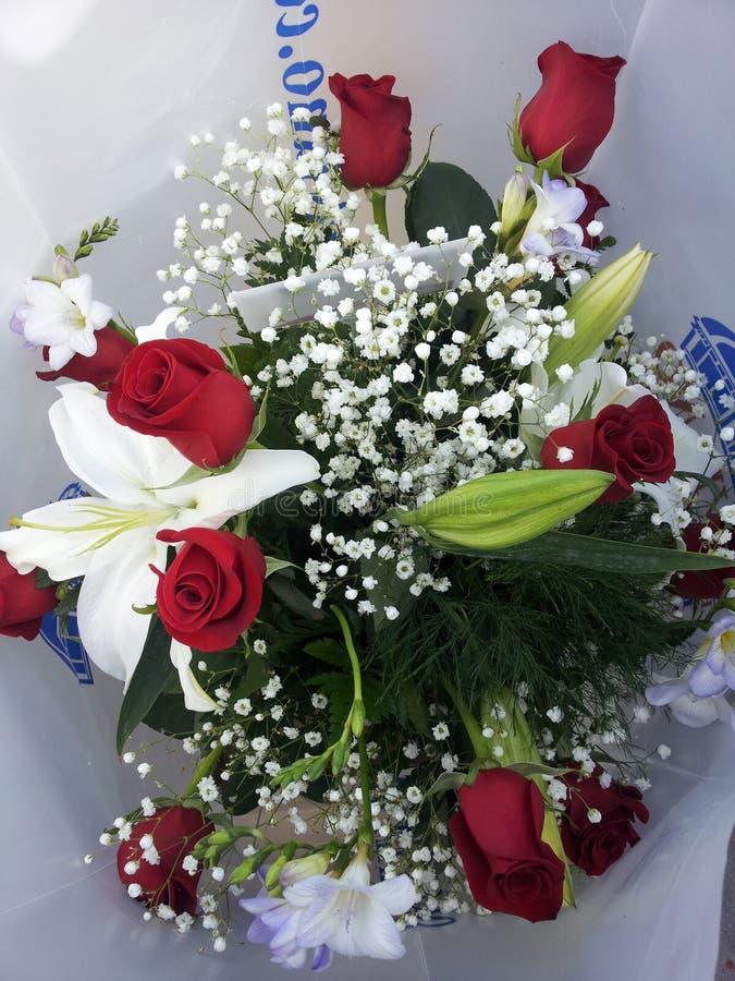 Букет цветков стоковые изображения