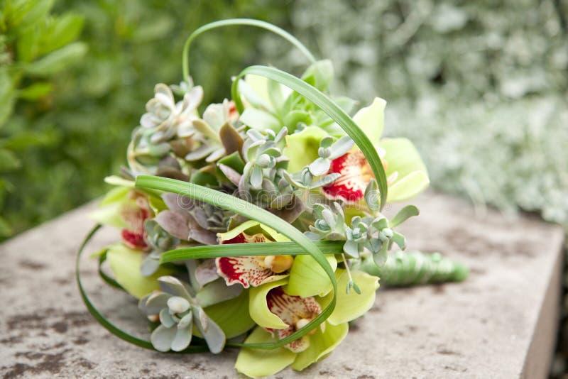 букет bridal стоковое фото rf