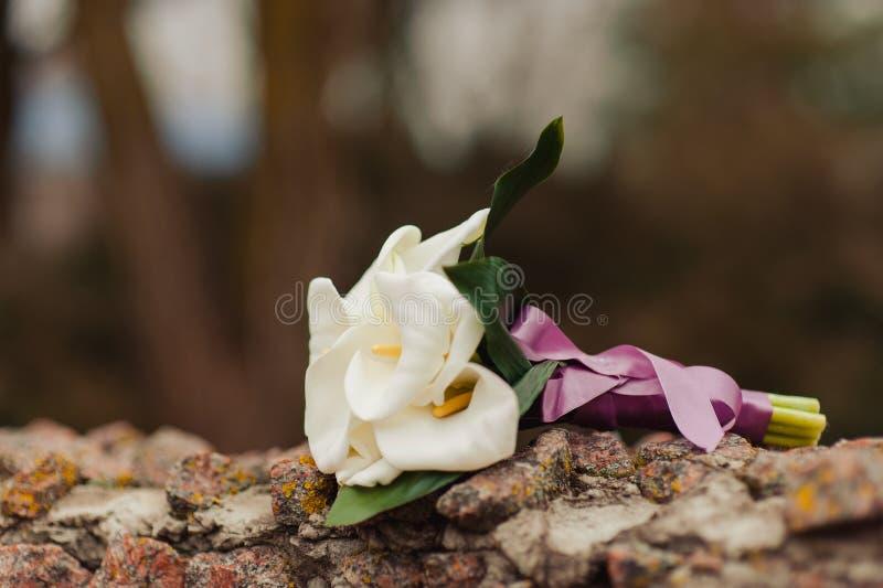 Букет ` s невесты стоковая фотография rf