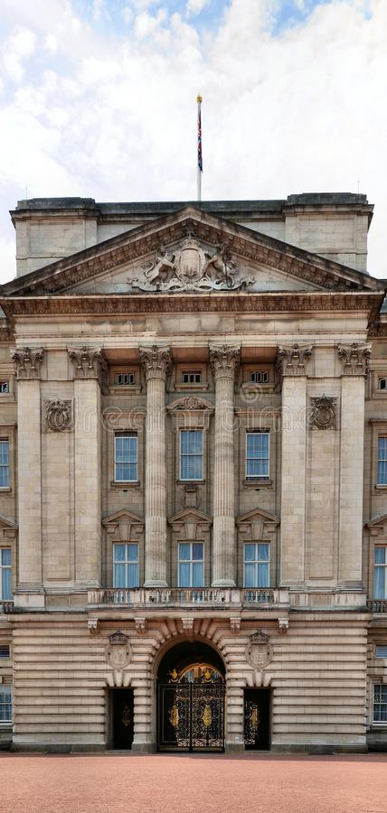 Букингемский дворец стоковые изображения