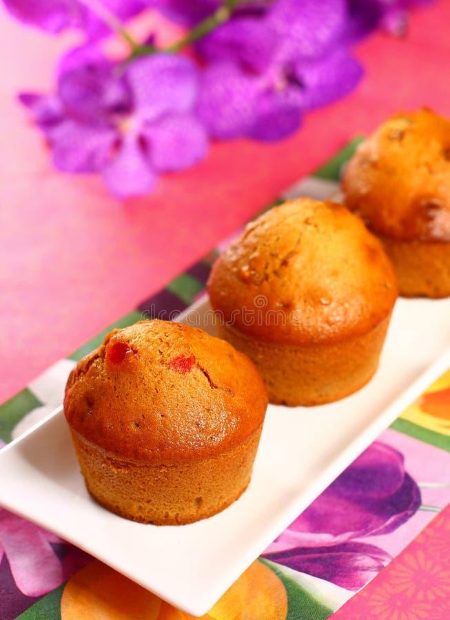 булочки вишни стоковая фотография rf