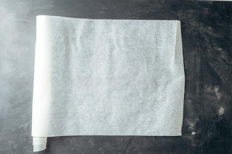 Бумага выпечки стоковое изображение rf