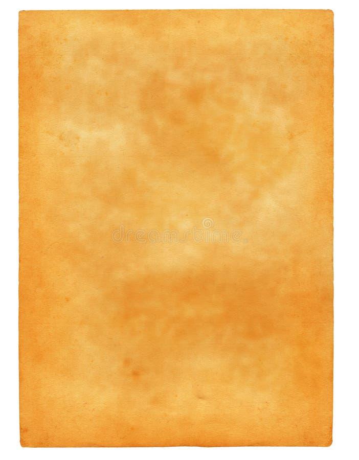 бумага запятнала стоковое фото rf