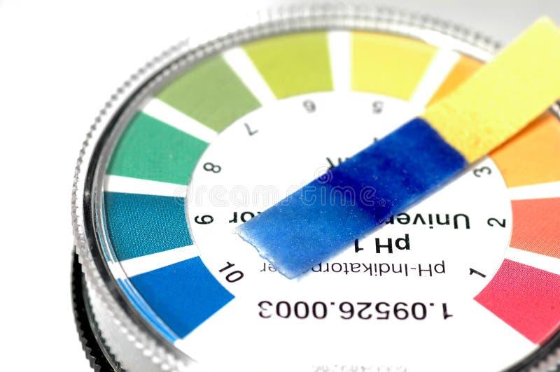 бумага индикатора стоковое изображение rf