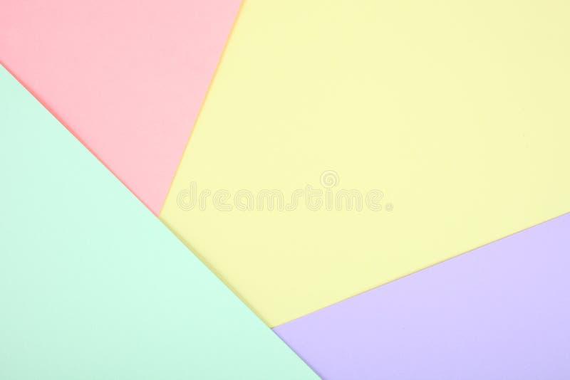 Бумага пастели покрашенная стоковое изображение