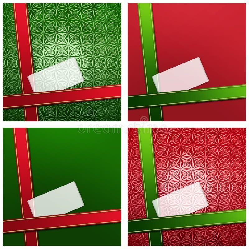 Download бумага подарка предпосылок иллюстрация штока. иллюстрации насчитывающей красно - 6867696