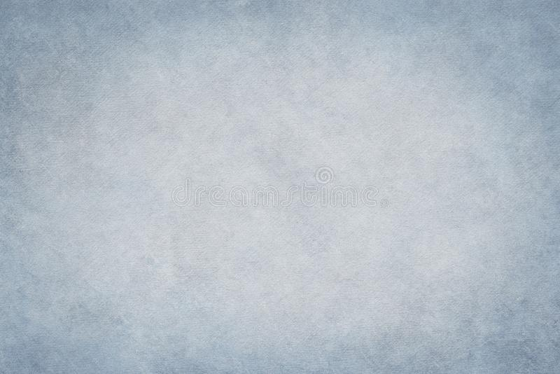 бумага предпосылки голубая старая стоковое изображение