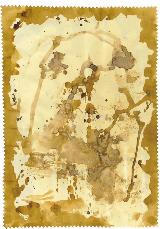 Download бумага растрепала стоковое фото. изображение насчитывающей бумага - 6869196