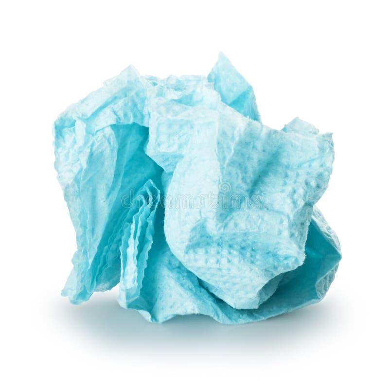 бумага салфетки стоковое изображение